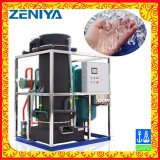 De water Gekoelde Machine van het Ijs van de Buis voor Voedsel