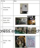 H 프레임 대만 델타 주파수 변환장치, 일본의 타코 두 배 솔레노이드 벨브를 가진 단일 지점 힘 압박 400ton