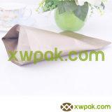 袋を包んでいる熱いシールのプラスチック転送されたオートムギ