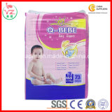 M73 Q-Bebe hohe Absorptions-weich Breathable Wegwerfbaby-Windel