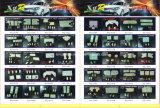 12 het LEIDENE van V Licht van de Auto voor Hiace Prius 30