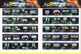 Hiace Prius 30를 위한 12의 볼트 LED 차 빛