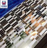 Вытравленный расчетный бланк нержавеющей стали для украшения лифта