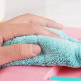 Venta al por mayor impresa aduana de la toalla del retiro del pelo
