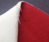 Хлопко-бумажная ткань прокатанная с губкой для крышки места, софы etc