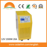 (X9-T15212-20-1) 12V1500W50A純粋な正弦波インバーター