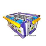 Máquina de juego de fichas de la pesca del equipo de la diversión