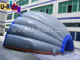 De opblaasbare Shell Tent voor Handel toont
