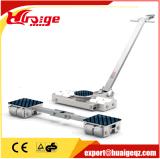 Tipo do equipamento resistente da carga da zorra do motor zorras moventes e patins de X+Y