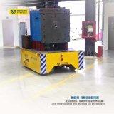 Carrello elettrico del camion di trasferimento della piattaforma applicato nell'industria pesante