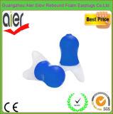 Boules quies insonorisées de course de silicones Non-Allergenic de sûreté avec le prix concurrentiel