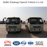 10,5 Cbm Dongfeng Euro 4 Fuel Tank Truck