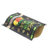 熱い販売は食糧またはドライフルーツのためのジップロック式の袋を立てる