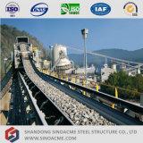 Prefabricated 광업 컨베이어 강철 구조물