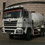 Mezcla de hormigón de camiones y mezclador de cemento con 12cbm camión del mezclador, mezclador de cemento de hormigón