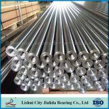Arbre linéaire durci fait maison 80mm (WCS80 SFC80) de commande numérique par ordinateur de pipe d'acier au chrome