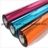 Lámina para gofrar caliente de la película del color que lamina multi