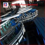 Пластичное круговое изготовление Китай тени сотка машины