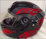 Alta calidad profesional DOT Despliegue casco de la motocicleta