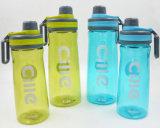 OEM de Plastic Fles van het Water van de Schudbeker met Thee Infuser voor PromotieGift