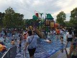 Grande strumentazione esterna della sosta dell'acqua della trasparenza di acqua per la piscina