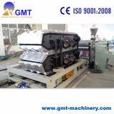 Extruder die van het Product van de Tegel van het Dak van de kleuren-Glans van pvc ASA de Plastic Machine maakt