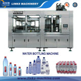 Terminar a planta/máquina/linha de empacotamento de engarrafamento da água 7000bph