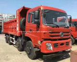Dongfeng 8X4 12 rueda 40 toneladas de carro de vaciado resistente 40t para la venta
