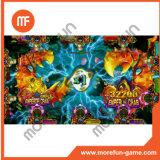 Rei 3 máquina de jogo de jogo da arcada do peixe do oceano/da tabela jogo da pesca