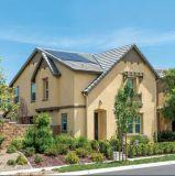 Système de sur-Réseau de pouvoir de panneau solaire pour la maison/film publicitaire