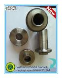 Usinage CNC en acier inoxydable / acier OEM pour machines