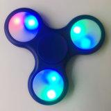 Licht-Unruhe-Spinner des kundenspezifischen Firmenzeichen-bunter LED für jeder