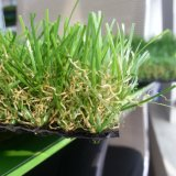 4 Economische kleuren 40mm en Gras van het Niveau van de Ingang het Natuurlijke Synthetische