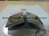 Parentesi graffa di vetro del divisorio del portello SUS di vetro del portello 135degree del doppio