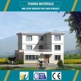 Prefabricated 홈 빛 강철 구조물 Prefabricated 별장 집