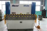 гибочная машина тормоза Wc67y-125t/3200 гидровлического давления гибочного устройства 125t CNC длины 3200mm