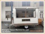 Cocina móvil Van del carro superventas de la pizza de Ys-Fb290A