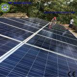 Sistema de gerador solar sem grade para uso em fábrica