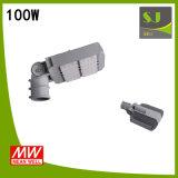 Luz de calle del módulo LED de la iluminación 100W del camino del LED