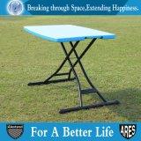 [هدب] طيّ شخصيّة قابل للتعديل طاولة اللون الأزرق