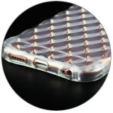 iPhone 7 /7plus /6/6plusのための新しいTPU Crashproofの電話箱