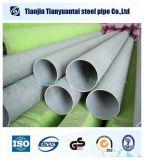 Tubulação Ss201 de aço inoxidável decorativa soldada alta qualidade