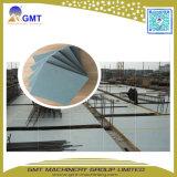 Maquinaria plástica de la protuberancia de la espuma del PVC de WPC de la tarjeta decorativa libre del suelo