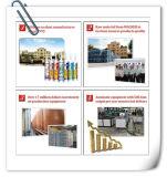 Het geavanceerde Neutrale Algemene Doel van het Dichtingsproduct van het Silicone Transparant voor Roestvrij staal