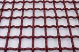 Maglia tessuta unita del vaglio oscillante