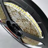 DC12V / 24V de alta lumen LED tira flexible 3528 (240LEDs / m)