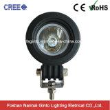 Luz do trabalho do diodo emissor de luz do CREE quente da venda 10W mini (GT1023D-10W)