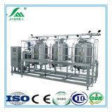 Unidad de sistema de limpieza CIP de alta calidad para la línea de producción de bebidas de jugo de leche