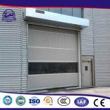 Rápido rodar para arriba la puerta -3/CE certificado