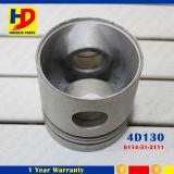 Peças de motor Diesel 4D130 para o pistão com OEM número do Pin (6114-31-2111)